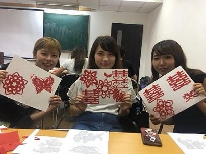 南京大学4週間留学1